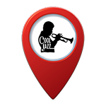 Cool Jazz Web Design Studio Map Marker for Danville KY Office