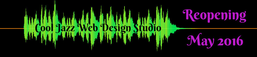 Cool Jazz Web Design Studio in Danville KY
